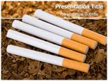 Tobacco PowerPoint Templates