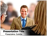 Interview Skill PowerPoint Template