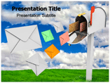 Letter  PowerPoint Templates