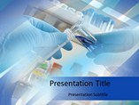 Medical Research - A Powerpoint Template