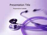 Stethoscope - PPT Template