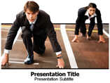 Business Competition PowerPoint Theme