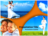 Happy Life Powerpoint Templates