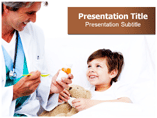 Pediatrics Powerpoint Templates