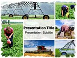 Agriculture Technology powerpoint templates