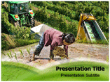 Asian agriculture powerpoint templates