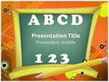 Basic education powerpoint templates