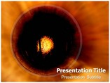 Black Hole Facts powerpoint templates
