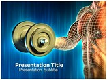 Bodybuilding powerpoint templates