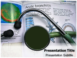Bronchitis powerpoint templates