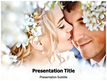PPT Template on Love and Luxury