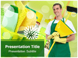 Cleaning powerpoint templates