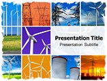 Electrical energy powerpoint templates