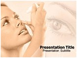 Eye care powerpoint templates