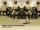 Powerpoint Templates - Army