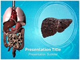 Liver cirrhosis powerpoint templates