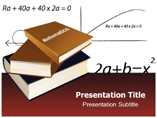 Mathematical powerpoint templates