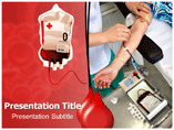 Blood donor powerpoint templates