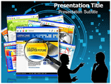 Communicating research powerpoint templates