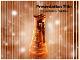 Copper powerpoint templates