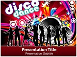 Disco powerpoint templates