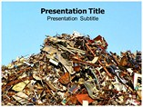 Garbage powerpoint templates