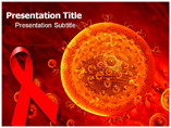 Hiv aids virus powerpoint templates