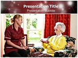 Home care PPT templates