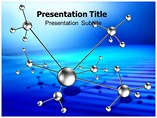 Molecules powerpoint templates