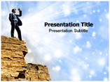 Observational Research PowerPoint Theme