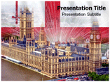London city powerpoint templates