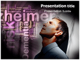 Dementia powerpoint templates