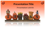 Thank You PPT Slide Template