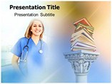 Nursing education powerpoint templates
