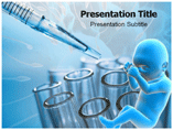 Test tubebaby powerpoint templates