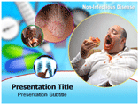 Non-infectious disease powerpoint templates
