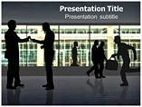 Business Environment PowerPoint Theme