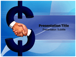 Foreign Trade PowerPoint Background