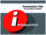 Information powerpoint templates