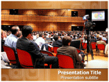 International Conferences PowerPoint Slides