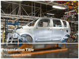 automobile engineering Powerpoint Templates