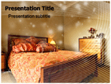 Bedroom Powerpoint Templates