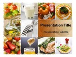 Healthy Food PPT Template
