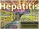 chronic hepatitis Powerpoint Templates