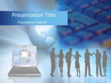 Global Communication PPT Templates