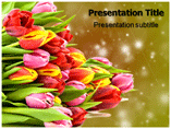 Flowers Plant PowerPoint Templates