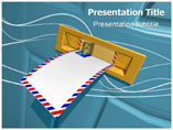Letter of Love PowerPoint Templates