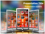 multimedia Powerpoint Templates