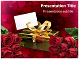 Rose Day Powerpoint Templates
