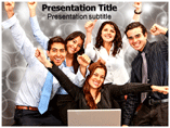 Business Careers PowerPoint Slides